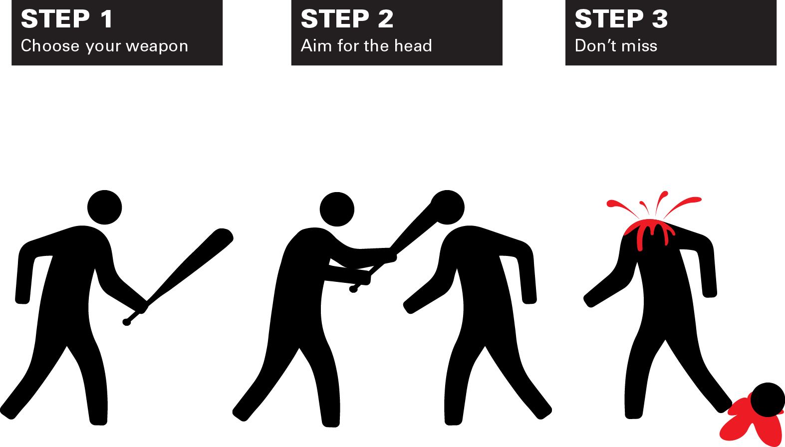 How to kill zombies 50